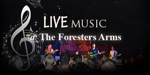 Live music Brockenhurst